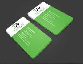 Nro 437 kilpailuun business cards käyttäjältä tanvirhaque2007