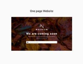 Nro 30 kilpailuun One page Website käyttäjältä yudayudiarto9i