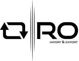 Nro 27 kilpailuun I need a logo for import & export business, check the brief description käyttäjältä Alboslide