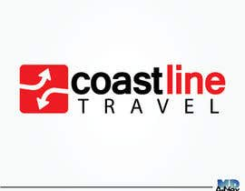 #140 cho Logo Design for Coastline Travel bởi MDArtifex