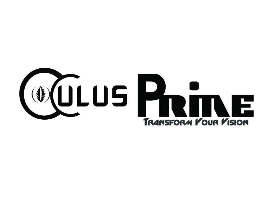 Entri Kontes #4 untukDesign a Logo for 'OCULUS PRIME Pty Ltd'