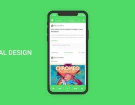 Nro 73 kilpailuun Web App UI UX makeover käyttäjältä kdmedev