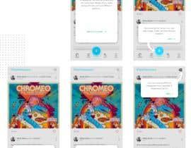 Nro 134 kilpailuun Web App UI UX makeover käyttäjältä ZoomingPicas