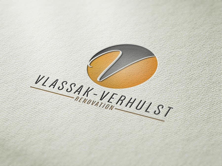 Contest Entry #47 for Ontwerp een Logo for Vlassak-Verhulst