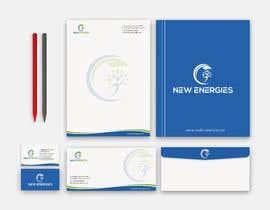 #117 для Logo, Business card, Envelope cover, Billing Design and stationery design от sabbir2018