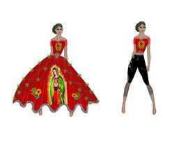 "#20 pentru Fashion Designers - Looking for a Unique, Cool, ""Quinceanera"" (sweet 15) Ball Gown de către sireenanduri"