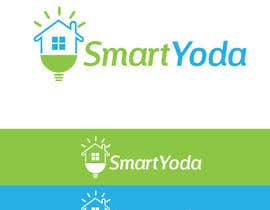 #147 for Design a logo for a smarthome blog webpage by jenylprochina