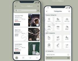 Nro 11 kilpailuun Design an App screen käyttäjältä Davente