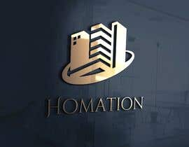"#777 для ""Homation""Visual Identity System VIS от akankshachoudha5"