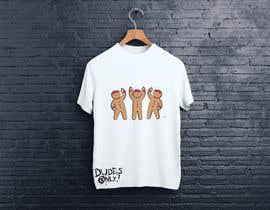 #1 for T shirt art work designer by Akshay7017