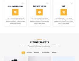 Nro 1 kilpailuun Build a website käyttäjältä nasima07