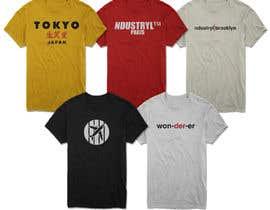 Nro 31 kilpailuun Design my Tshirt Line ( 10 minimal designs total) käyttäjältä SamuelMing