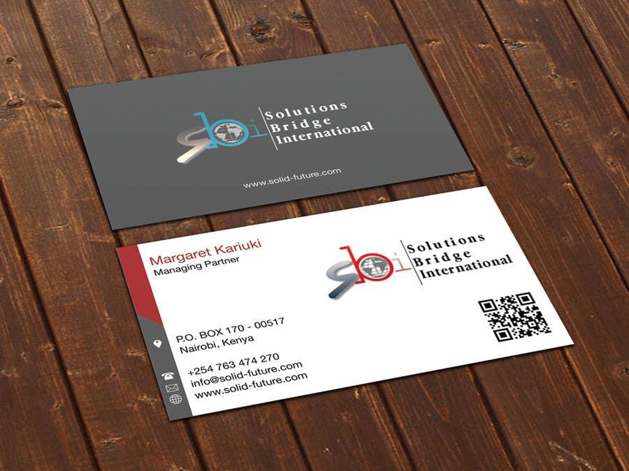 Kilpailutyö #15 kilpailussa Edit colors and names of a Business Cards in Adobe Illustrator