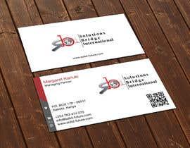Nro 17 kilpailuun Edit colors and names of a Business Cards in Adobe Illustrator käyttäjältä flechero