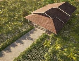 Nro 45 kilpailuun Exterior simple house 3D design (03 views) käyttäjältä minashukry