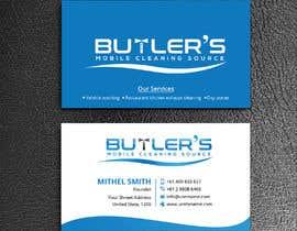 Nro 808 kilpailuun New Business Card käyttäjältä ahsanhabib5477