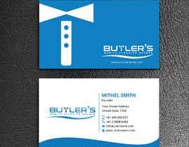 Nro 1011 kilpailuun New Business Card käyttäjältä ahsanhabib5477