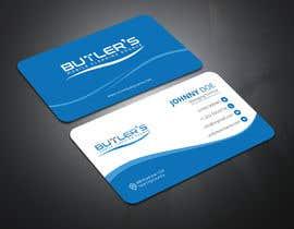 Nro 679 kilpailuun New Business Card käyttäjältä zakirhossain549