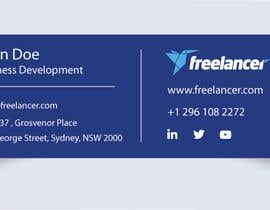 #15 for Create an Email Signature for Freelancer.com by SifayetUllah