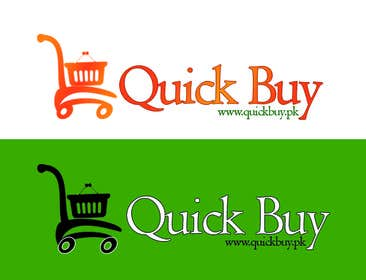 #79 untuk Design a Logo for online shoping website oleh darkavdarka