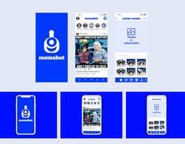Nro 3 kilpailuun App UI Graphic Design Needed käyttäjältä Annieworkbug