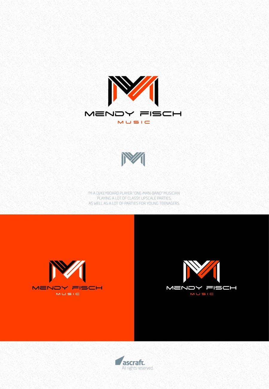 "Intrarea #32 pentru concursul ""Design a Logo for Mendy Fisch Music"""