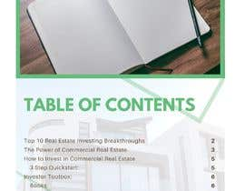 Nro 6 kilpailuun Commercial Real Estate E-book / PDF Download käyttäjältä YigitC