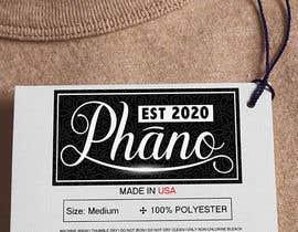 #153 для Clothing logo design от Meso76