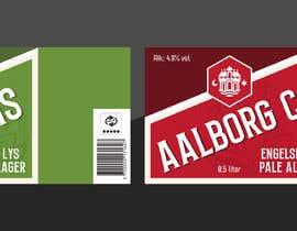 Nro 17 kilpailuun Beer labels (6) käyttäjältä Parasite97