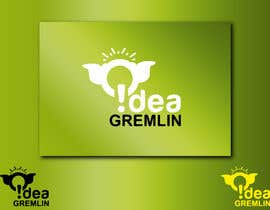 #155 para Logo Design for Idea Gremlin por rashedhannan