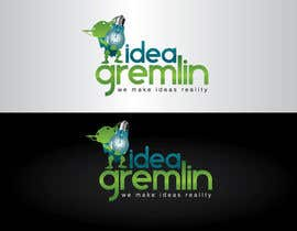 nº 31 pour Logo Design for Idea Gremlin par GeorgeOrf