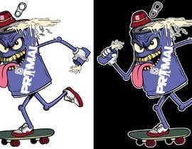 #26 untuk Design for T-Shirt/Hoodie (Skateboarding Beer Can) oleh Bateriacrist