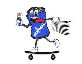 #4 untuk Design for T-Shirt/Hoodie (Skateboarding Beer Can) oleh Jeilem