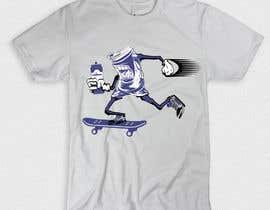 #33 untuk Design for T-Shirt/Hoodie (Skateboarding Beer Can) oleh enam247