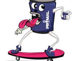 #34 untuk Design for T-Shirt/Hoodie (Skateboarding Beer Can) oleh antarpaul96