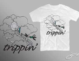 #34 untuk Design for Hoodie/T-Shirt (Stairway to heaven + Stick figure) oleh jcblGD