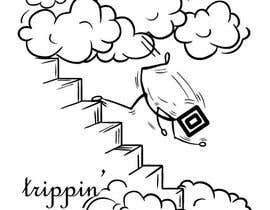 #23 untuk Design for Hoodie/T-Shirt (Stairway to heaven + Stick figure) oleh kaushalyasenavi