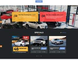 #29 for Web design and development for Car Dealership by faridahmed97x