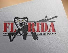 #51 pentru Design a Logo for Florida Gun Supply de către maminegraphiste