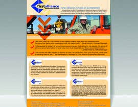 #2 pentru Design an Advertisement for a Canadian construction company de către AhmedAmoun