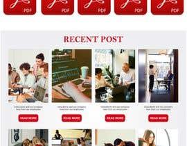Nro 30 kilpailuun WordPress- Webpage Design, Development and Deployment käyttäjältä Kalluto