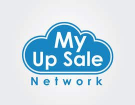 #3 for Design a Logo for My Up Sale Network by rangathusith