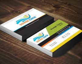 #5 untuk Design business cards for startup oleh infosouhayl