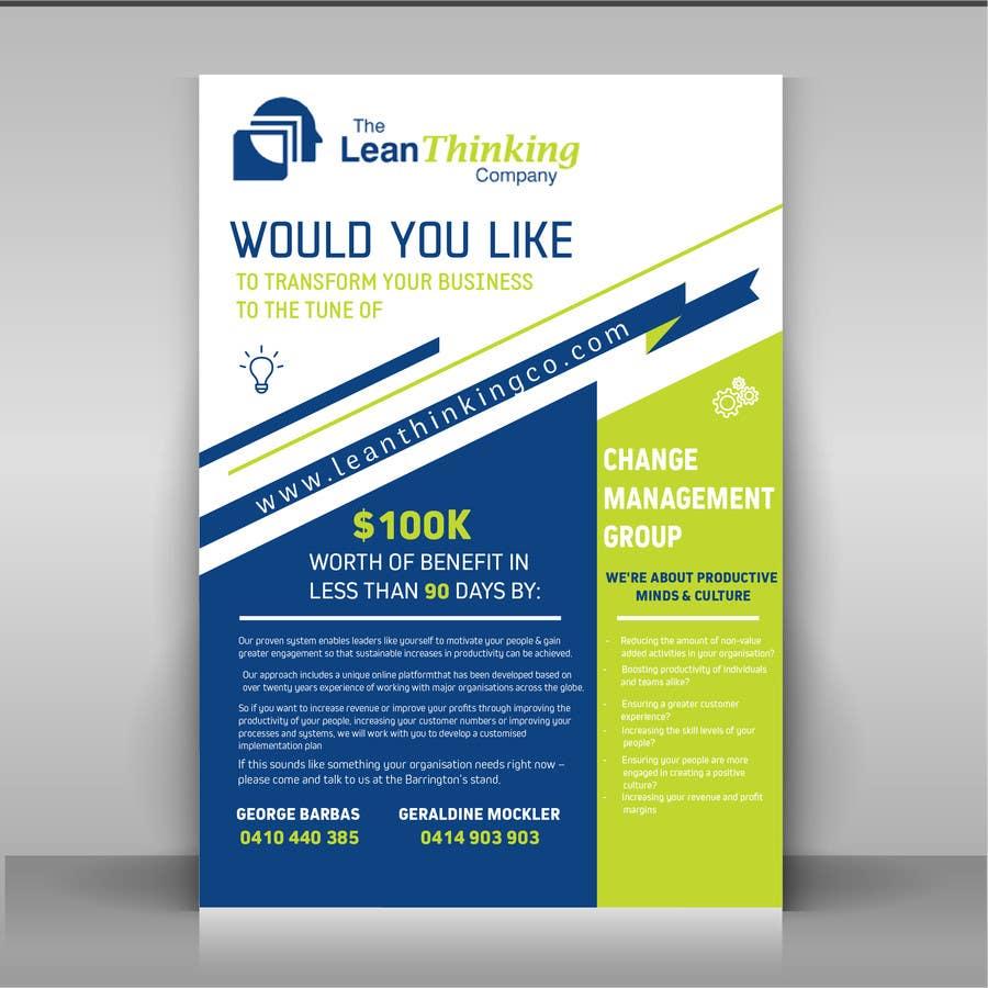 Bài tham dự cuộc thi #55 cho Design a Flyer for LTC