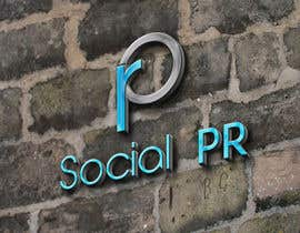#99 for Design a Logo for Social PR by fadishahz