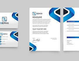 #410 untuk Design a Logo and Corporate Identity for our Startup Company oleh Arfanmahedi
