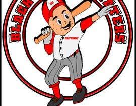 Nro 87 kilpailuun Baseball Team Logo käyttäjältä INONOOX