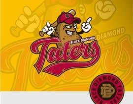 Nro 81 kilpailuun Baseball Team Logo käyttäjältä roman230005