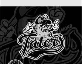 Nro 85 kilpailuun Baseball Team Logo käyttäjältä roman230005