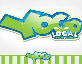 #37 para Logo Design for YOGO local por rogeliobello